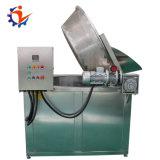 La friture électrique de la machine Machine de friture de torsion de pommes de terre en spirale