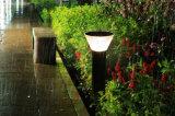 熱い販売の防水暖かい白くおよび白い屋外の庭の太陽芝生ライト