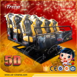 Guangzhou 2016 Melhor equipamento dinâmico de cinema 7D (ZY7D)