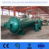 China Professional Autoclave de alta pressão para a imersão de madeira