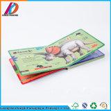 L'impression colorée anglais Animal Cartoon livre de contes pour enfants