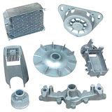 Детали двигателя пользовательские литой алюминиевый корпус высокого давления для систем видеонаблюдения корпус