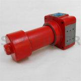 Plaque de haute pression de filtre (DFB) du filtre à huile de la série