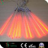 LED Starfall 도매 LED 유성 비 빛 (결혼식 Dacoration)