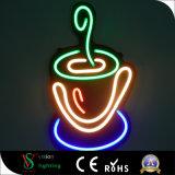 Melhor qualidade de sinal de néon para Bar & Café Decoration