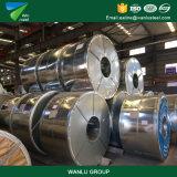 Падение с возможностью горячей замены катушки оцинкованной стали Китай строительного материала Gi Z275 на кг