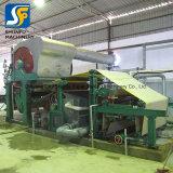 Máquina de Fabricación de papel higiénico Precio pequeña línea de producción de tipo 1-2 ton.