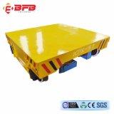 Haute qualité 50t motorisé chariot de transfert électrique pour le ciment bordée