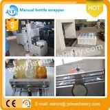 Équipement en plastique semi-automatique de pellicule rigide de PE de bouteille