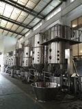 El fertilizante químico para el secador de lecho fluidizado en la industria química
