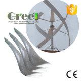 Lâmina vertical de eixo vertical de lâmina de geradores eólicos
