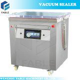 Empaquetadora seca semiautomática del vacío de los alimentos de las frutas (DZ-650R)