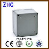 180*140*55 mm imprägniern elektronisches Aluminiumgehäuse IP66