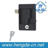 Yh9547 Painel de bloqueio da porta / Painel do quarto frio com bloqueio de came / bloqueio do painel com chave