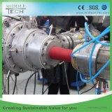 El plástico (PVC/PE&HDPE LDPE) /PPR Electricidad Tubo conduit de Aguas Residuales de agua/& el tubo de presión (perfil) (bobinado de la extrusora) &extrusión Extrusión de línea de producción