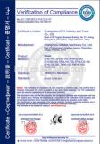 Machine de vente chaude d'excavatrice de pommes de terre avec les certificats approuvés de la CE d'arbre de PTO