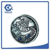 Монетка животного 3D сувенира металла подарка промотирования изготовленный на заказ коммеморативная