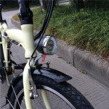 2016 faltendes elektrisches Fahrrad des neuen Entwurfs-20 ''