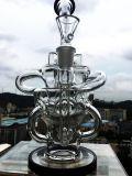 Waterpijp van de Boorplatforms van Perc Hitman van de Recycleermachine van Enjoylife de Populaire met de Prijs en het Hoogstaand van de Fabriek