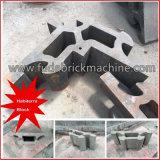 Blocco in calcestruzzo semi automatico della piccola scala che fa macchina, creatore di mattone