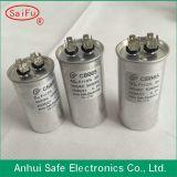 Cbb65 Motor Run Capacitor 370V 450V 660V, AC Capacitor 10UF~85UF, пленочный конденсатор