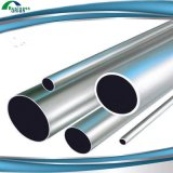 Tubo de soldadura de acero Perfil de acero inoxidable Tubo de acero inoxidable