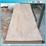 Fantasía de alta calidad de la puerta de la habitación de madera contrachapada con 3X7'' 3X6