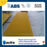 FRP Grating Overgegaane ISO door ABS