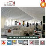 250 Seaters 300 Leute-Lebesmittelanschaffung-Zelt mit freiem französischem Windows