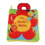 Haute qualité chiffon bébé enregistrable livre personnalisé