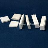 Piastrina del rivestimento di usura dell'allumina del trapezio della Cina dai fornitori di ceramica