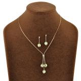 De recentste Reeks van de Juwelen van het Kristal van de Juwelen van de Legering van de Manier Bijoux Bijkomende imitatie