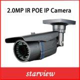 Impermeable CCTV cámara de seguridad de red IP de la bala de 2,0 MP Poe IR (WH1)