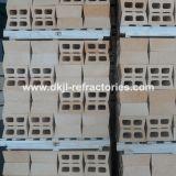 La forma especial de refractario ladrillos refractarios para la fundición de acero