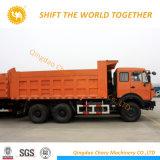 堅いダンプトラック、45トンの積載量の採鉱トラック