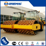 XCMG rodillo de carretera de 12 toneladas rodillo Xs122 rodillo de carretera de acero