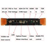 8インチLCDのモニタが付いているマルチ機能CCTVのカメラのテスター