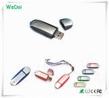 Bâton de flash USB en métal à faible coût avec logo OEM (WY-M21)