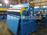 Rollo de material metálico de la máquina de corte