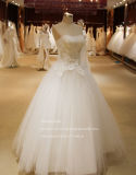 Best-Seller Aoliweiya apliques de Tulle vestidos de casamento