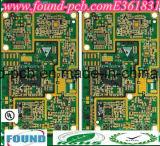 Os fabricantes de PCB nu contrato eletrônico Manu