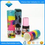 Custom imprimé papier tube de rouge à lèvres de l'emballage vide