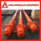 A pressão média personalizada regulou o tipo cilindro hidráulico para o projeto da tutela da água