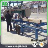 De elektrische Machine van het Hout van de Dieselmotor Draagbare Houten Zagende