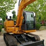 Escavatore idraulico cinese del cingolo Ht90-7