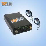 Двухсторонний сигнал тревоги автомобиля GPS при централь выключения двигателя фиксируя систему Tk220-Ez