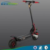 Le pliage 10 pouces 1000W 48V hors route à deux roues de skateboard Scooter électrique