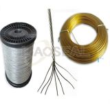 Plastic를 가진 Sw 004 Stainless Steel Wire