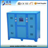 3HP-15HP Mini Industrial Water Chiller Series Customize Accept / Portable Water Cooled Liquid Chillers