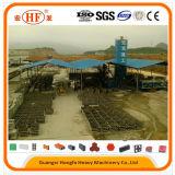 máquina de fabricación de ladrillos de hormigón de cemento hidráulico máquina bloquera cemento